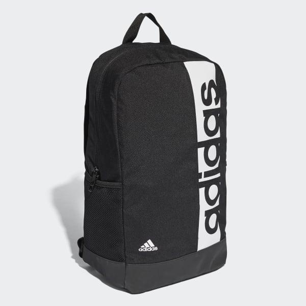 adidas Linear Performance Backpack - Black  195b562de45ee