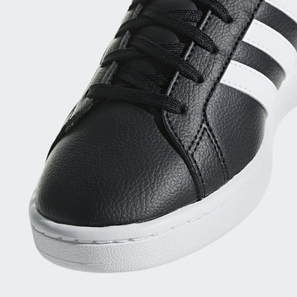 adidas grand court donna nere