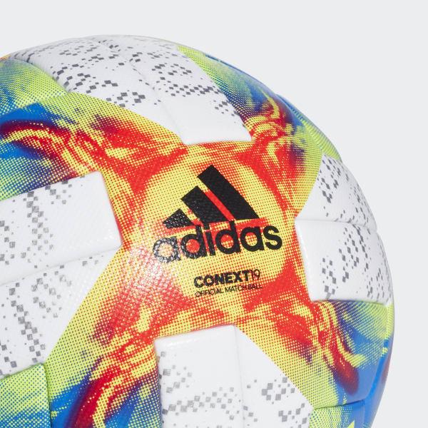 8bf6cd930a5bb Balón oficial Conext 19 - Blanco adidas