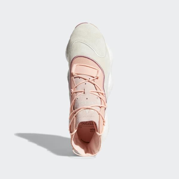 the latest b3912 f979e adidas Crazy BYW Shoes - White  adidas Canada