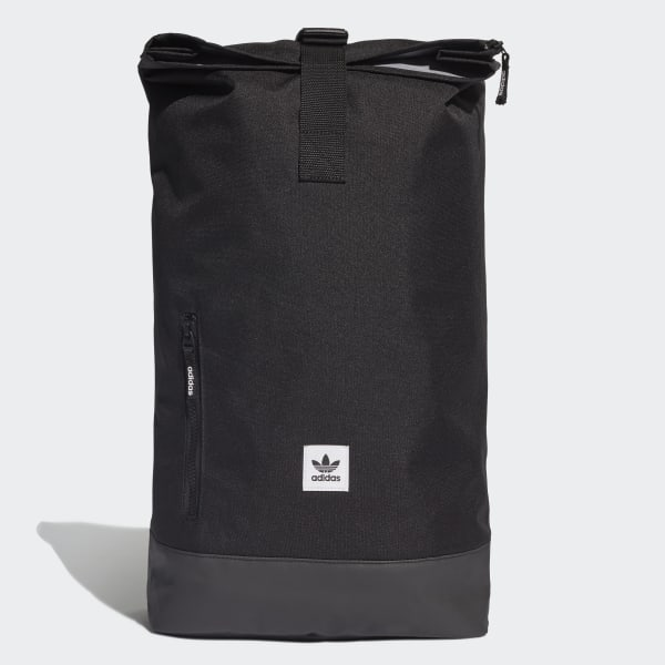 inteligente Australia implícito  adidas Mochila Premium Essentials Roll-Top - Negro | adidas Mexico