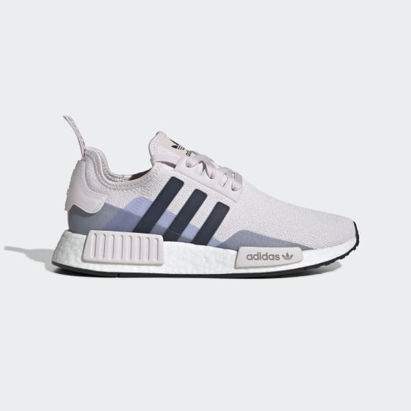 Women S Nmd R1 Purple And Navy Shoes Adidas Us