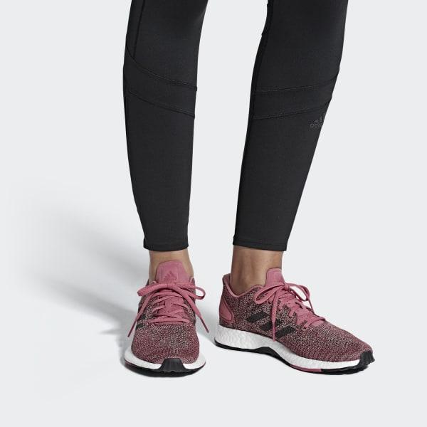 c900d3f20689a adidas Pureboost DPR Shoes - Pink