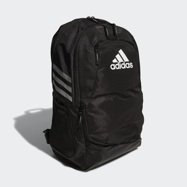 adidas STADIUM II BACKPACK - Black  51fcd93d3fd2d