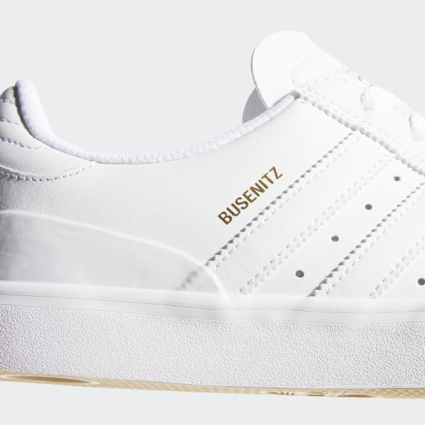 a915702c0b3df9 adidas Busenitz Vulc RX Shoes - White