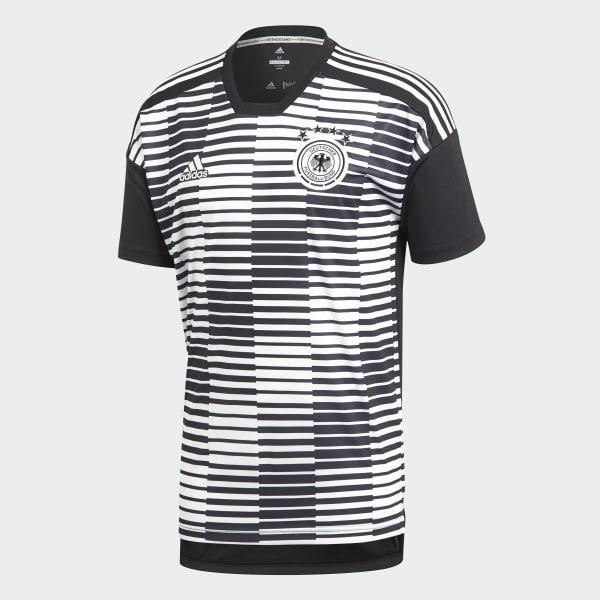 ad495949da Camisa Pré-Jogo Alemanha 1 2018 - Branco adidas