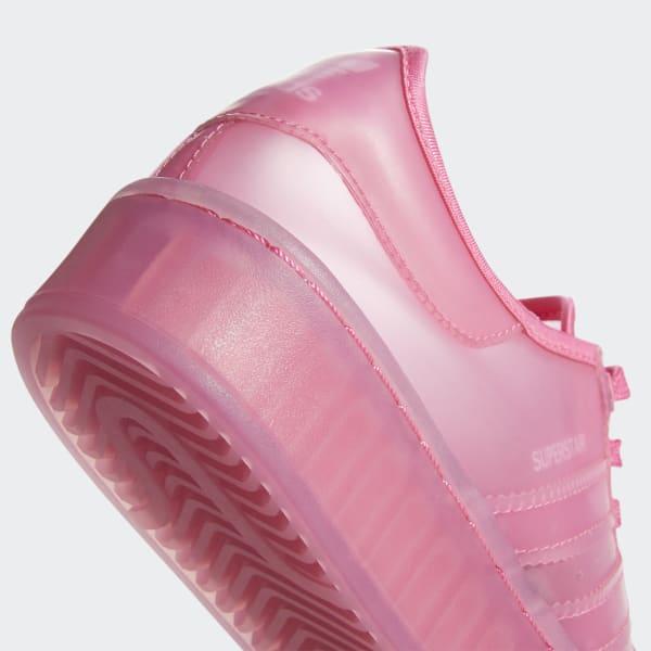 adidas Superstar Jelly Sko Rosa | adidas Norway