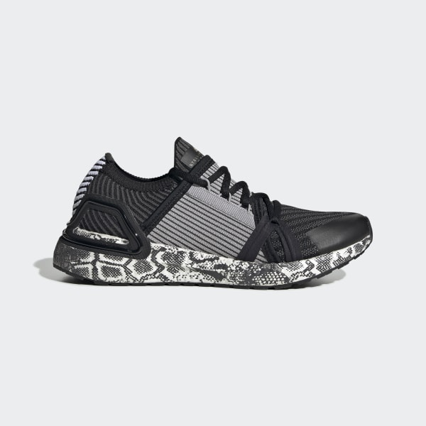 adidas Dame adidas Running ultraboost sneakers in gray Norge