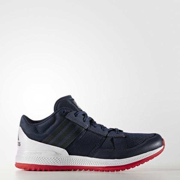 616a15796 adidas Men s ZG Bounce Trainer Shoes - Blue