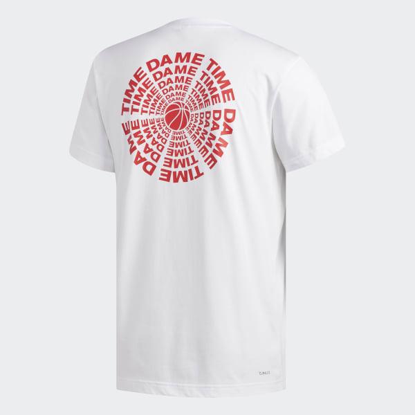 27790c25 adidas Dame Time T-skjorte - Hvit | adidas Norway