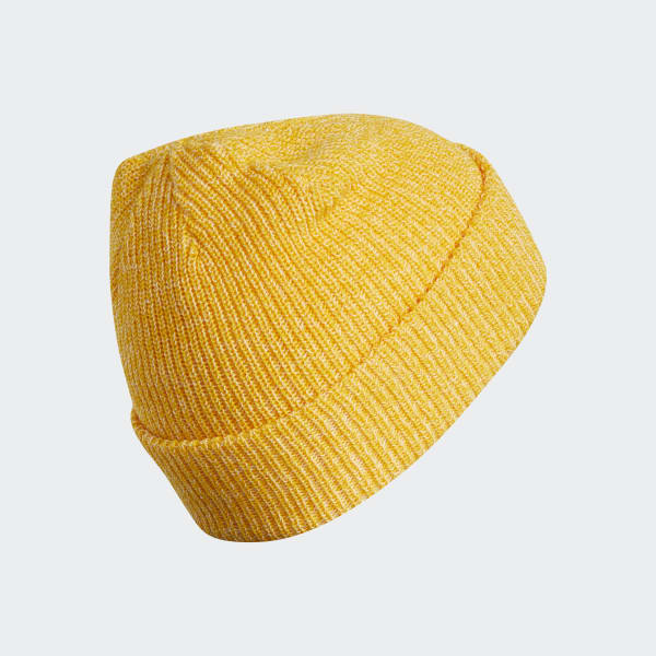 62896300d adidas Joe Logo Beanie - Yellow | adidas Switzerland