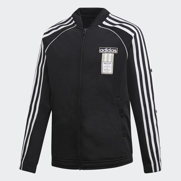 376fc4f5a01 Chaqueta Adibreak - Negro adidas