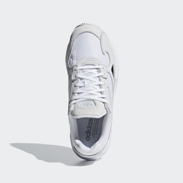 promo code fcd79 329ec adidas Sapatos Falcon - Branco   adidas MLT