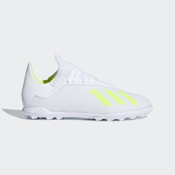 Felicidades prisión Lionel Green Street  Zapatos de Fútbol X Tango 18.3 Césped Artificial (UNISEX) - Blanco adidas    adidas Chile