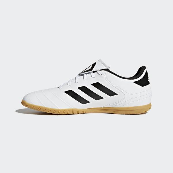 6e69c5f323b39 Chuteira Copa 18.4 Futsal - Branco adidas | adidas Brasil