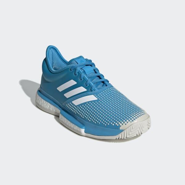 Кроссовки для тенниса SoleCourt Boost Clay
