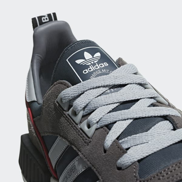 online retailer 1e4f1 26a5f adidas Boston Super x R1 Shoes - Grey  adidas Australia