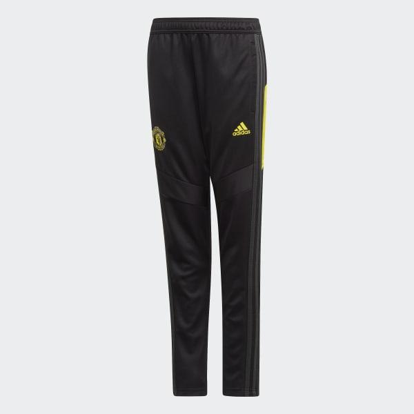 completar transferir Alegaciones  adidas Pantalón de Entrenamiento Manchester United - Negro | adidas Colombia