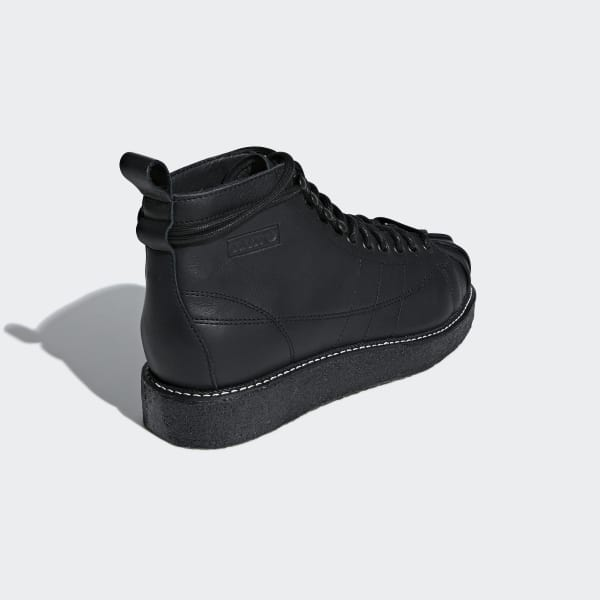 adidas Superstar Luxe Boots - Black  4112af06d