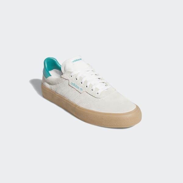 3MC adidas skateboarding Alle Schuhe in corewhite green gum