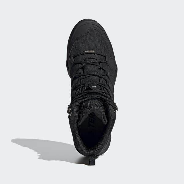 Prestado sol excusa  adidas Terrex Swift R2 Mid GORE-TEX Hiking Shoes - Black | adidas US