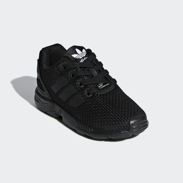 Cheapest Adidas ZX Flux Originals Shoes for Baby Black