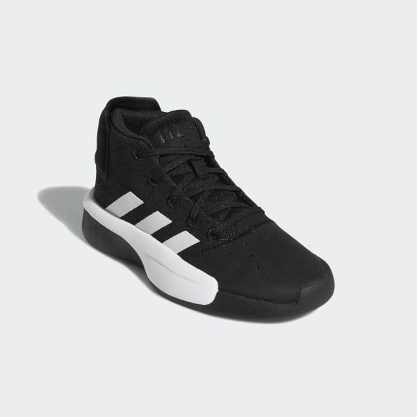 3b77cb20 adidas Баскетбольные кроссовки Pro Adversary 2019 - черный | adidas ...