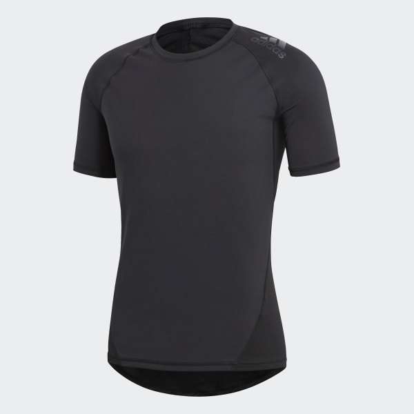 super popular lowest price cheap adidas Alphaskin Sport Tee - Black | adidas US