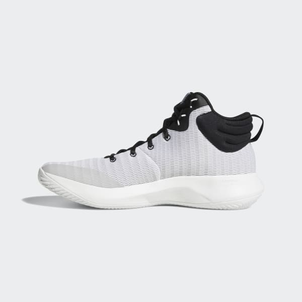 2ab01e5216dd adidas Pro Elevate Shoes - White