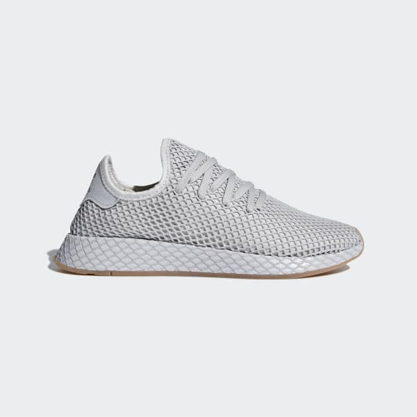 97c9e52d4771b adidas Deerupt Runner Shoes - Grey