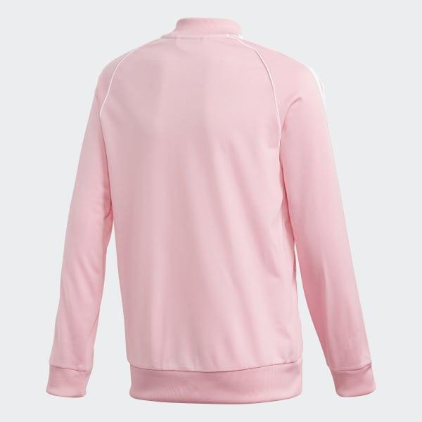 71fe6622570 adidas SST Track Jacket - Pink