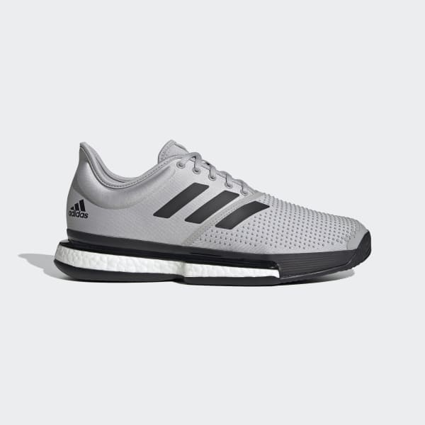 adidas SoleCourt Parley Shoes - Grey