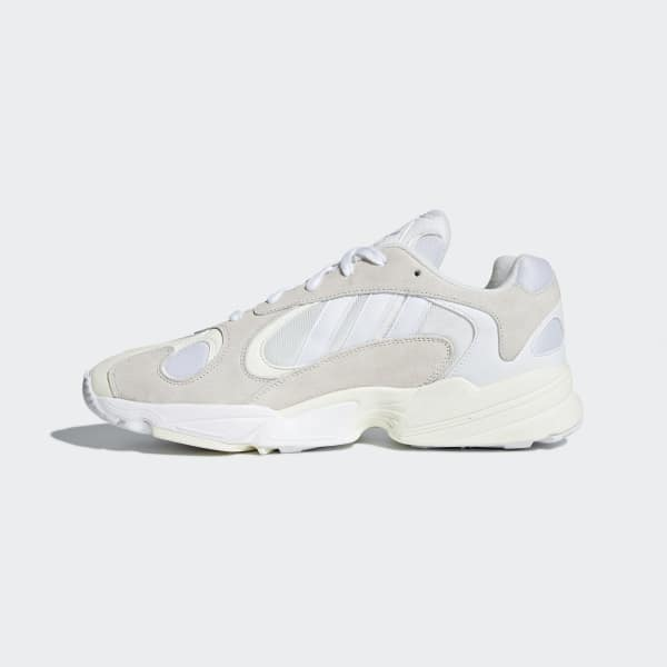 Aplicar proposición Tía  adidas Yung-1 Shoes - White | adidas US