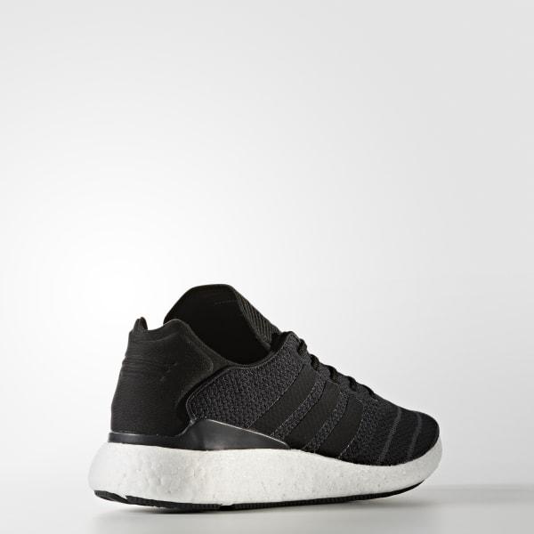 4d6ea7aa6f42d adidas Men s Busenitz Pure Boost Shoes - Black