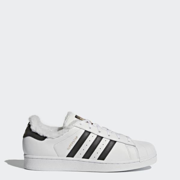 adidas Кроссовки Superstar - белый