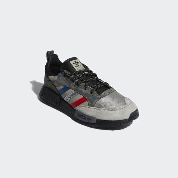 adidas Boston SuperxR1 Shoes - Black