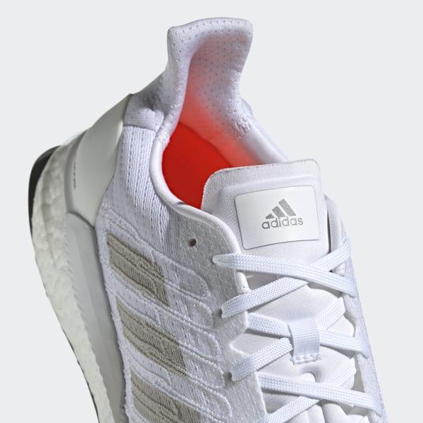 adidas solar boost 19 blanche