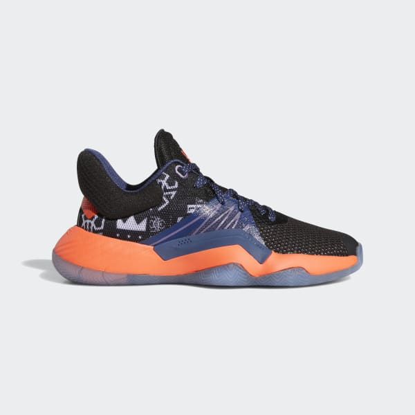 adidas D.O.N. Issue #1 Shoes - Black
