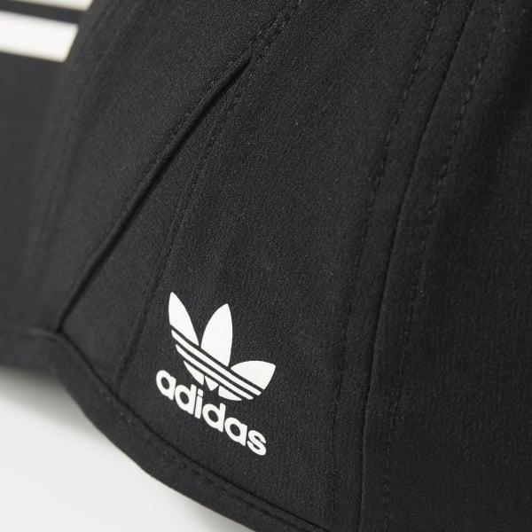 eef1f5f12383f adidas Modern 3-Stripes Hat - Black