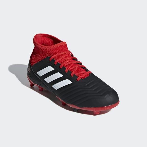 db152f8c3f46b9 adidas Predator 18.3 FG Fußballschuh - schwarz