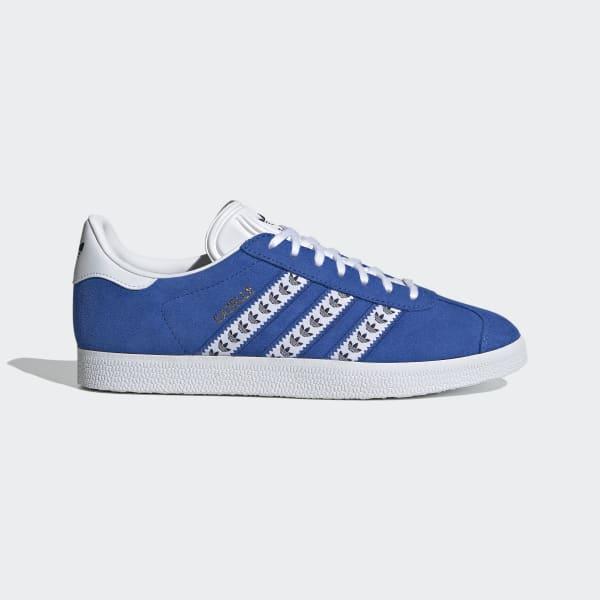 adidas sko blå