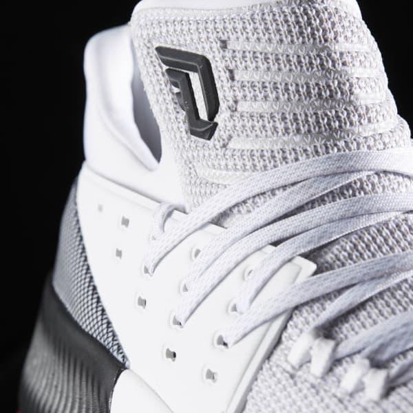 78c2b291c32d adidas Men s DAME 3 RIP City Shoes - White