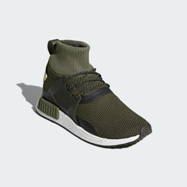 df691c7f adidas NMD_XR1 Winter sko - Grøn | adidas Denmark