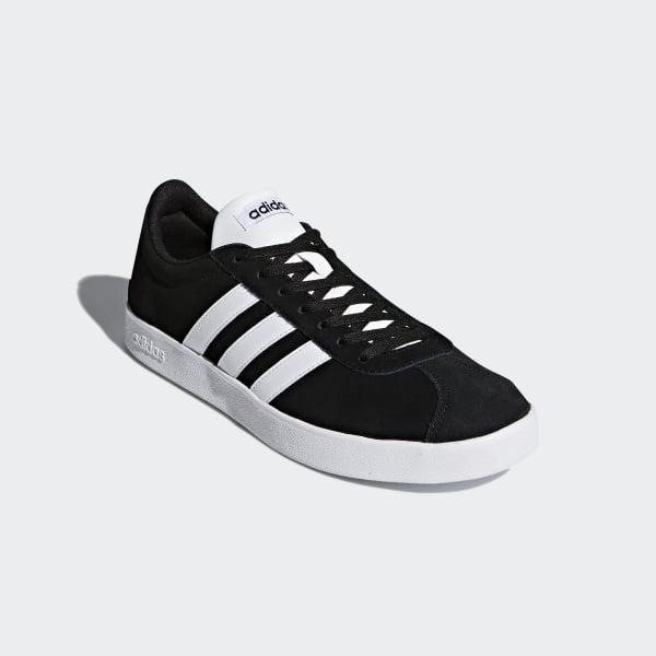 adidas VL Court 2.0 Shoes - Black