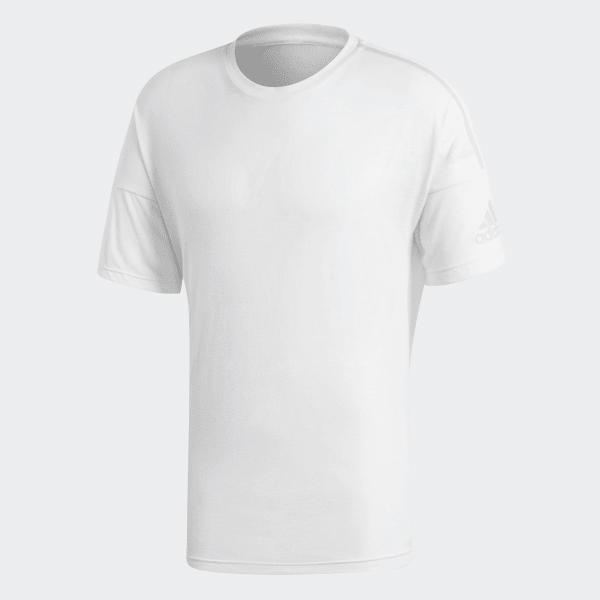 T-shirt adidas Z.N.E. - blanc adidas   adidas France 56c4412da686