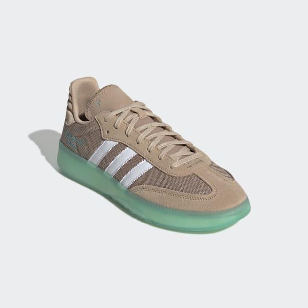 adidas Samba RM Shoes - Beige | adidas US