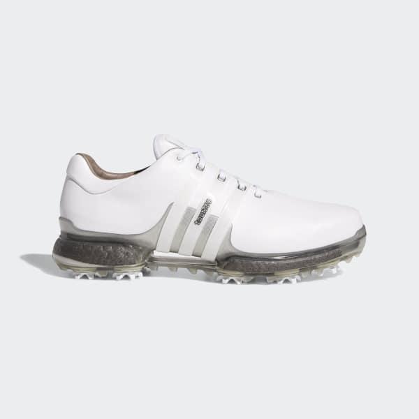 16ad3844846df adidas Tour 360 Boost 2.0 Shoes - White | adidas US
