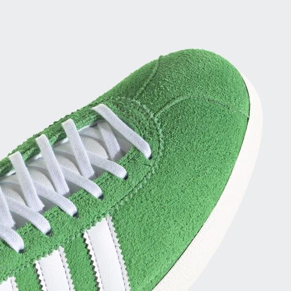 adidas gazelle vintage verde
