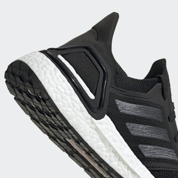 adidas ultraboost women's running shoes core black