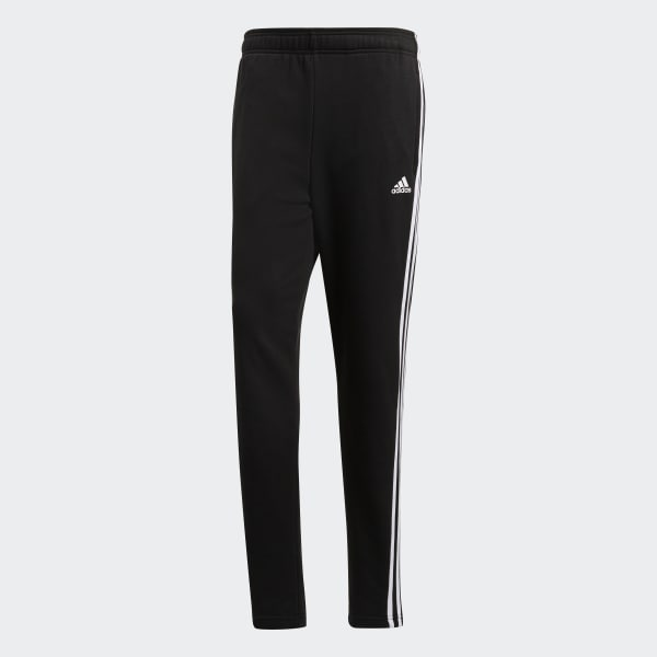 848778213b37 adidas Essentials 3-Stripes Pants - Black